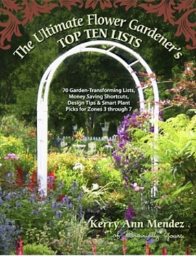 248 page book of garden transforming lists.